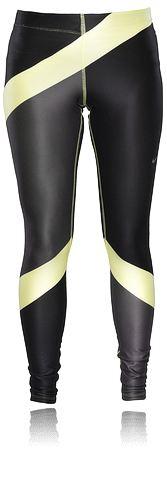 Nike-gul-svart