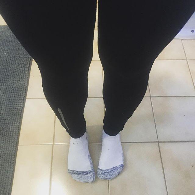 Mina ben som de oftast ser ut